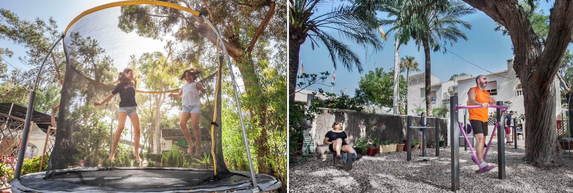 Galeria  Camping Palm Mar